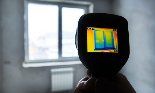 Diagnostic thermographique infrarouge