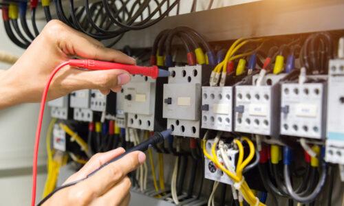 Audit sur installation électrique