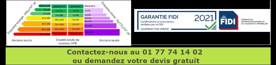 DPE certifié FIDI