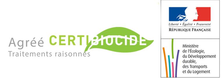 certification certibiocide dératisation desinsectisation desinfection