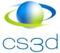 logo CS3D